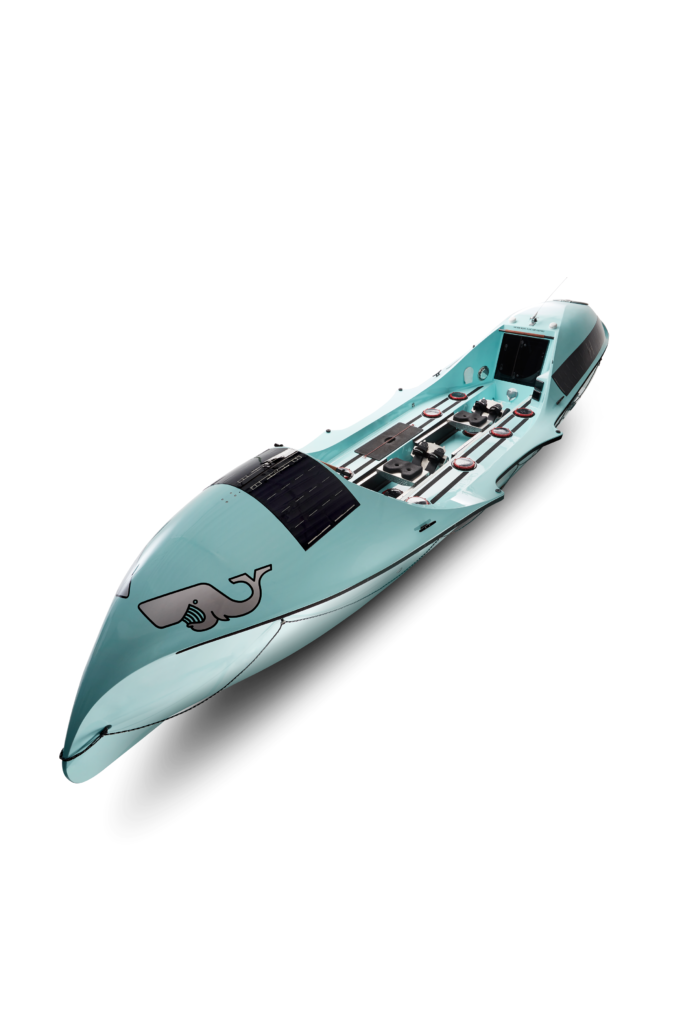 O28 ocean rowboat overview