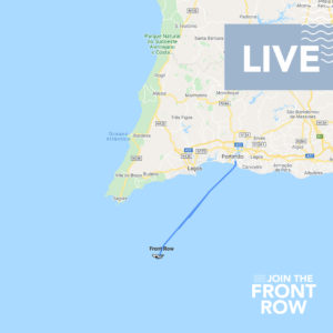 Front Row ocean rowing tracking 1