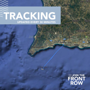 Front Row ocean rowing tracking 2