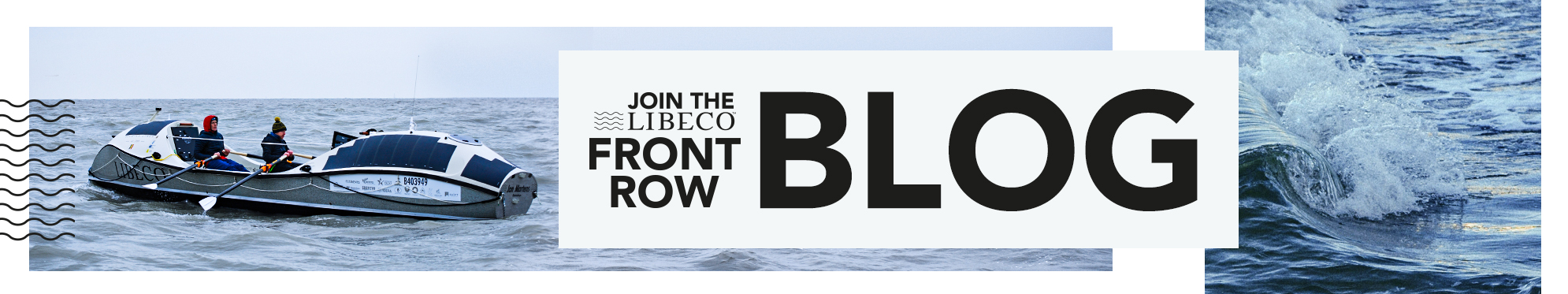 Front-Row header blog