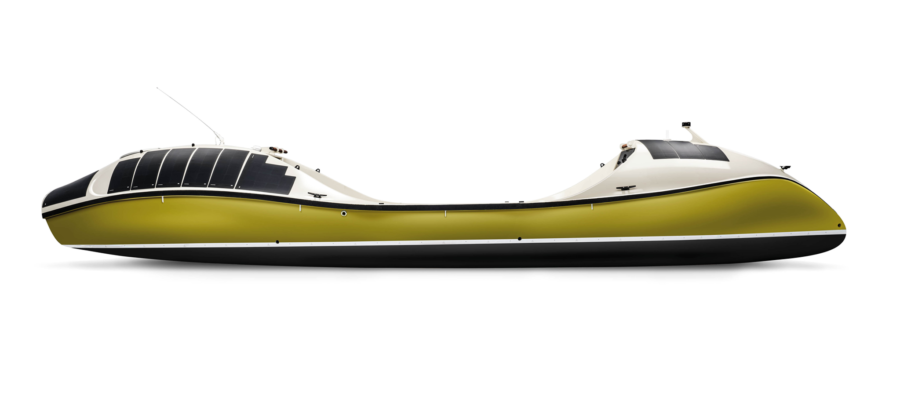 Whaleboat O28 Jan Martens side