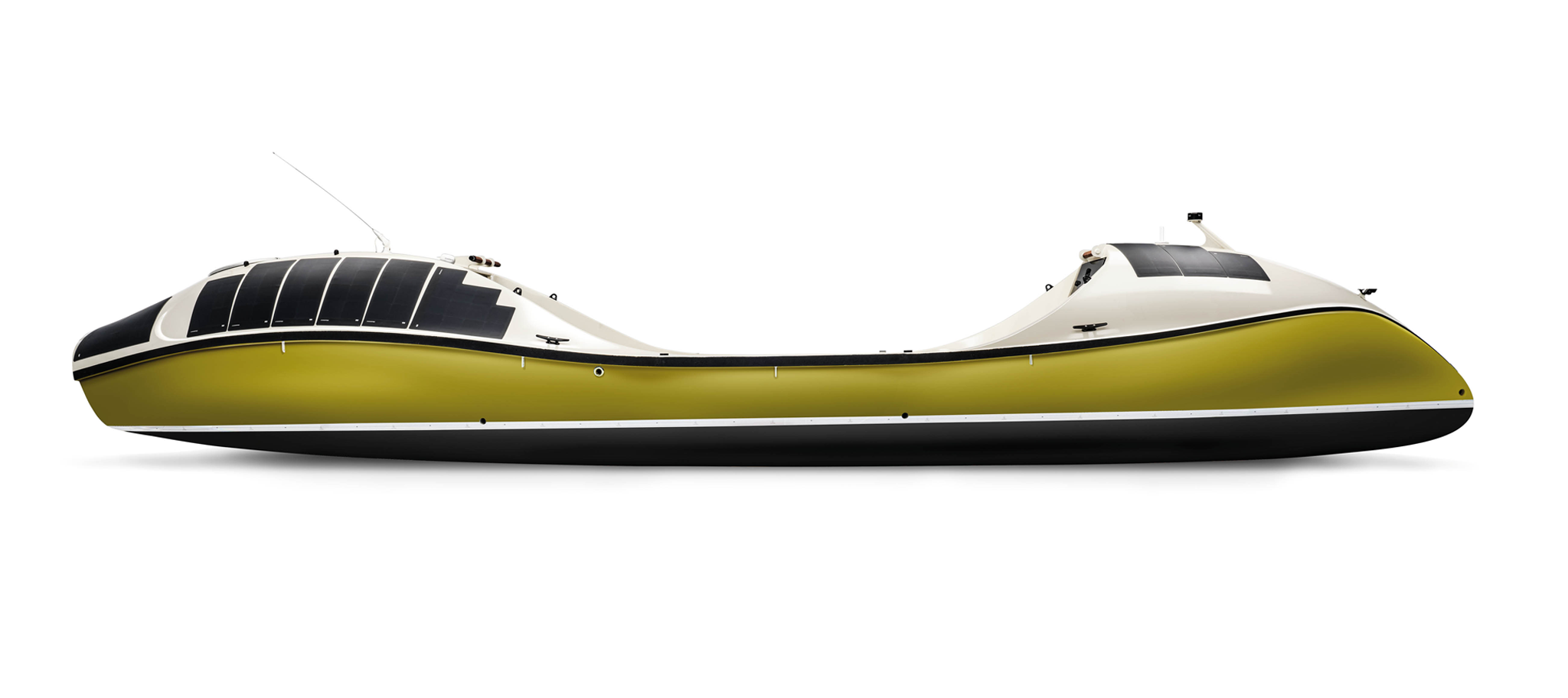 Whaleboat O28 ocean rowing boat side