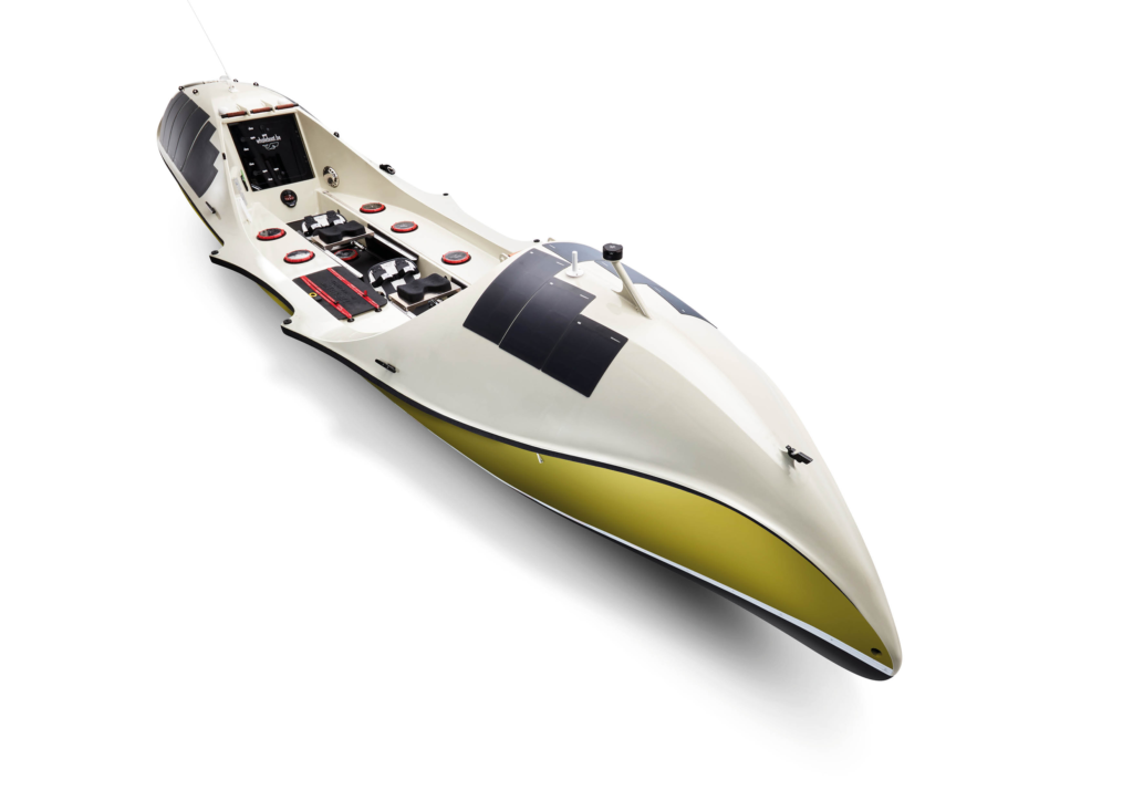 Whaleboat O28 ocean rowing boat overview